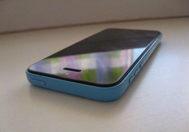 Iphone 5c blue 16 gb. Фото 4. Хабаровск.