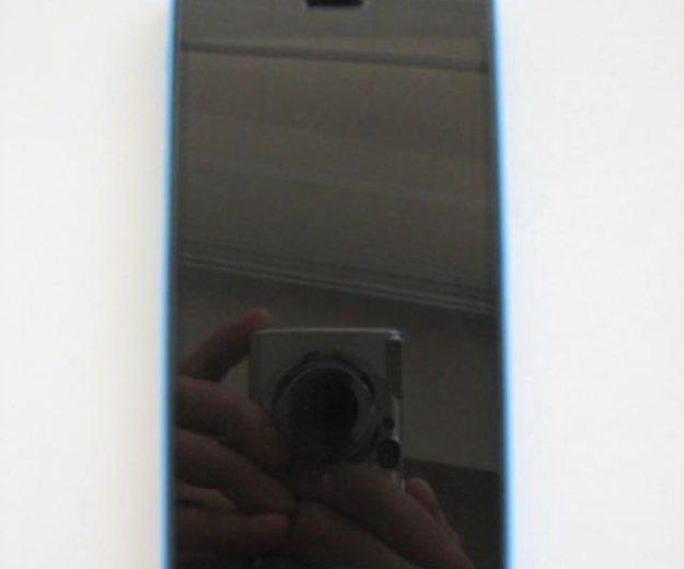 Iphone 5c blue 16 gb. Фото 2. Хабаровск.