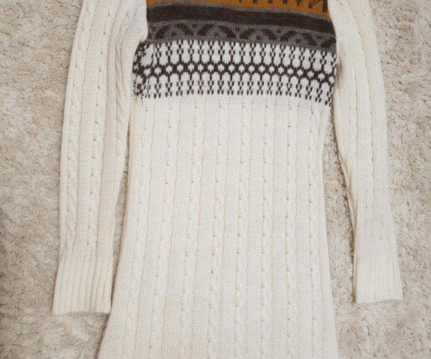 Вязаное платье. Фото 1. Красноярск.