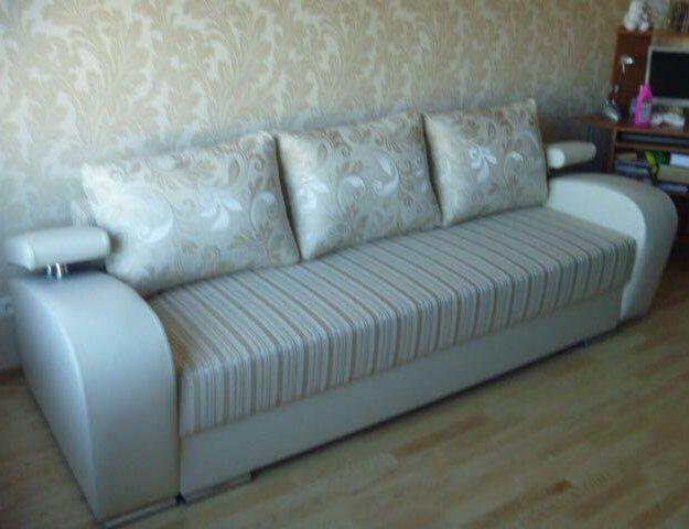 Сборка дивана. Фото 1. Реутов.