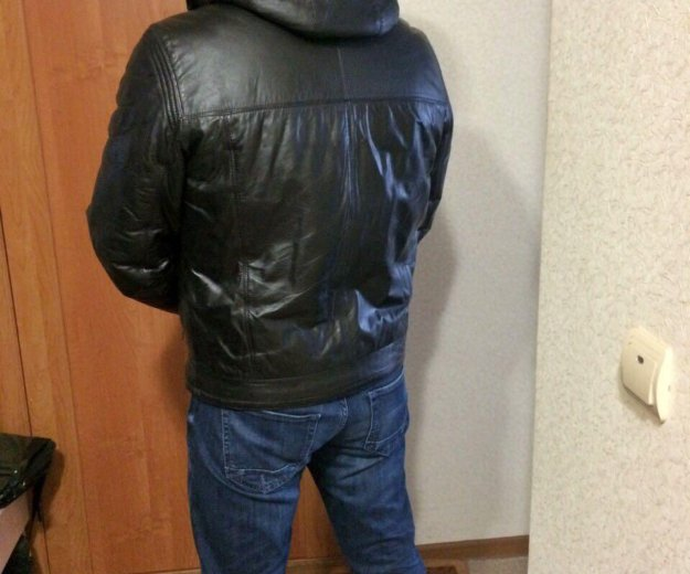 Куртка (дублёнка) мужская. Фото 4. Калуга.