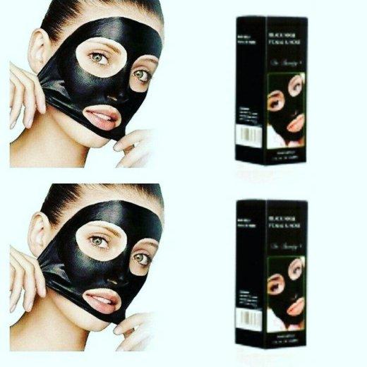 """Маска для лица black mask """"fcaial & nose mascarill. Фото 1. Энгельс."""