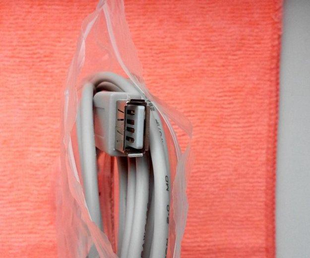 Новый кабель удлинитель usb amaf 4.5м. Фото 2. Краснодар.