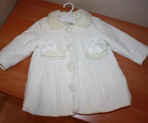 Чудо пальто для принцессы. Фото 4. Томск.