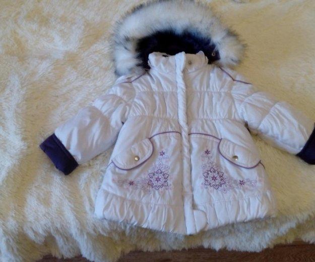 Куртка зимняя. Фото 1. Череповец.