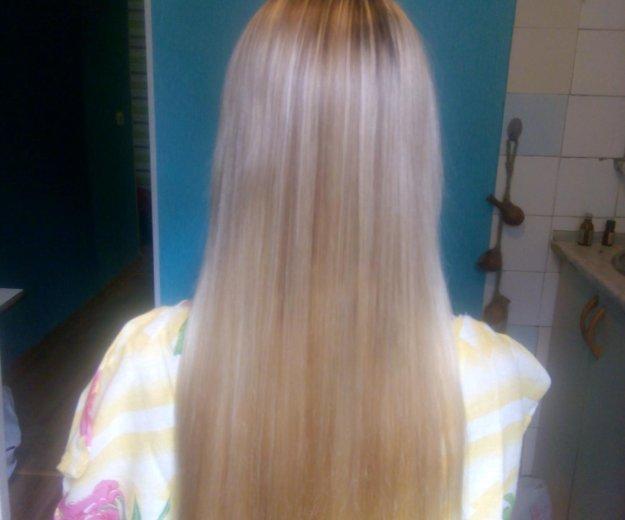 Полировка волос насадкой hg polishen. Фото 3. Балашиха.
