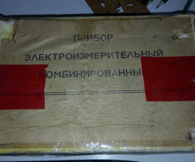 Прибор электроизмерительный комбинированный ц4353. Фото 1. Нижневартовск.