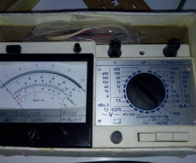 Прибор электроизмерительный комбинированный ц4353. Фото 2. Нижневартовск.