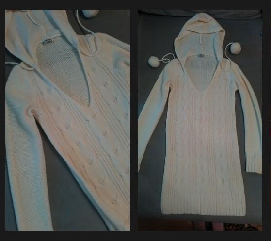 Платье свитер. Фото 1. Оренбург.