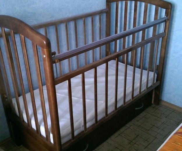 Детская кровать маятник. Фото 2. Тольятти.