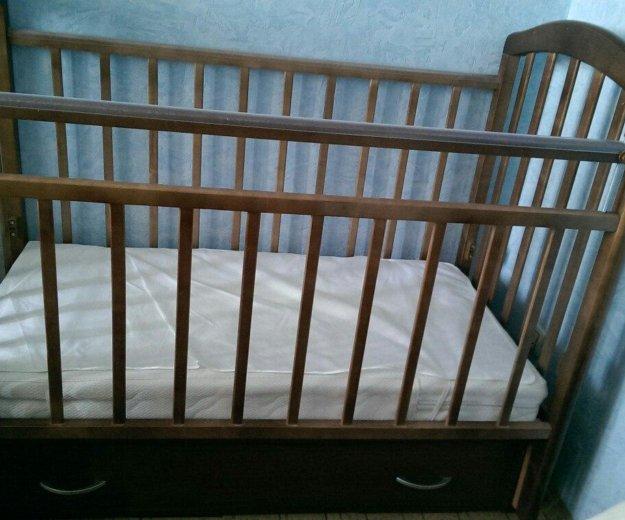 Детская кровать маятник. Фото 1. Тольятти.