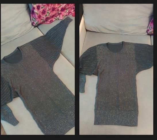 Платье свитер туника. Фото 1. Оренбург.