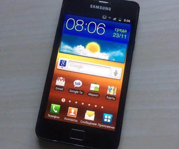 Samsung s2. Фото 1. Москва.