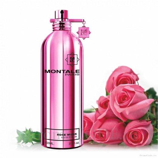 Распив montale rose musk. Фото 1. Подольск.
