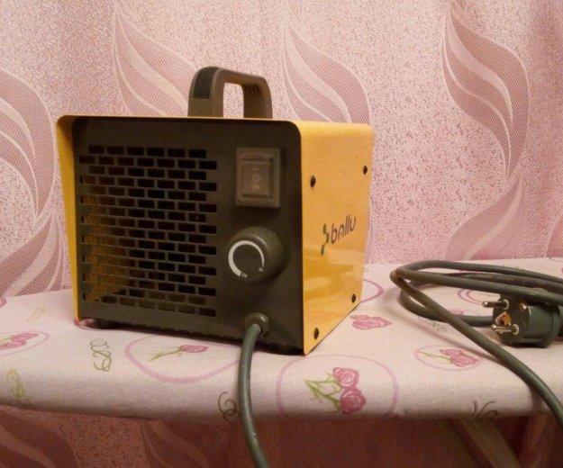 Электротепловентилятор ballu. Фото 2. Кострома.