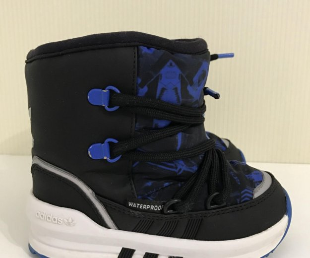 Зимние adidas waterproof. Фото 1. Челябинск.