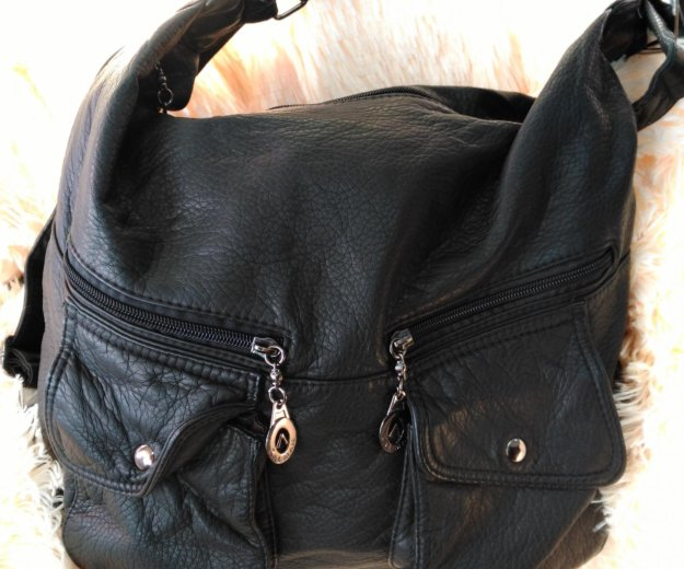 Сумка - рюкзак. Фото 1. Самара.