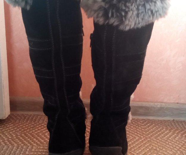 Сапоги зимние снижена цена!!!. Фото 1. Кострома.