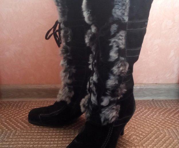 Сапоги зимние снижена цена!!!. Фото 2. Кострома.
