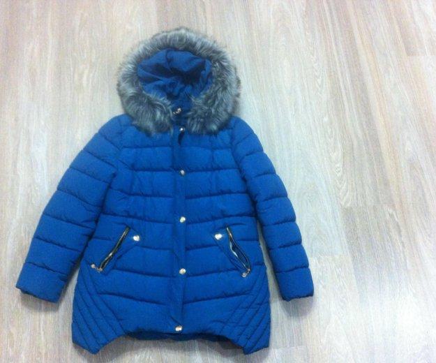 Куртка зимняя в отличном состоянии. Фото 2. Рязань.