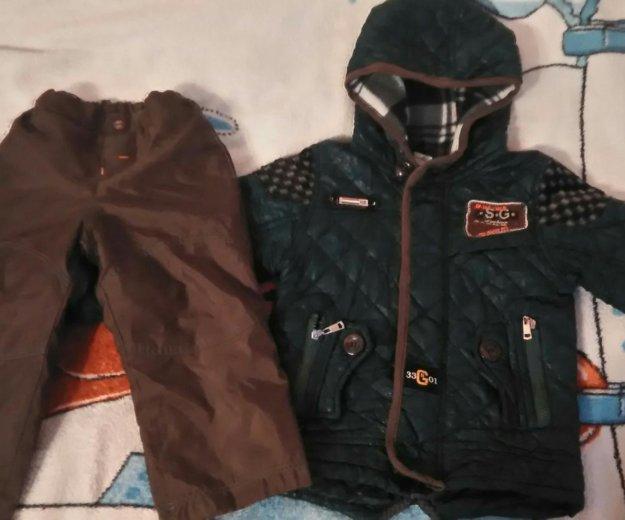 Куртки,штаны,шапка и сапожки-осень. Фото 1. Санкт-Петербург.
