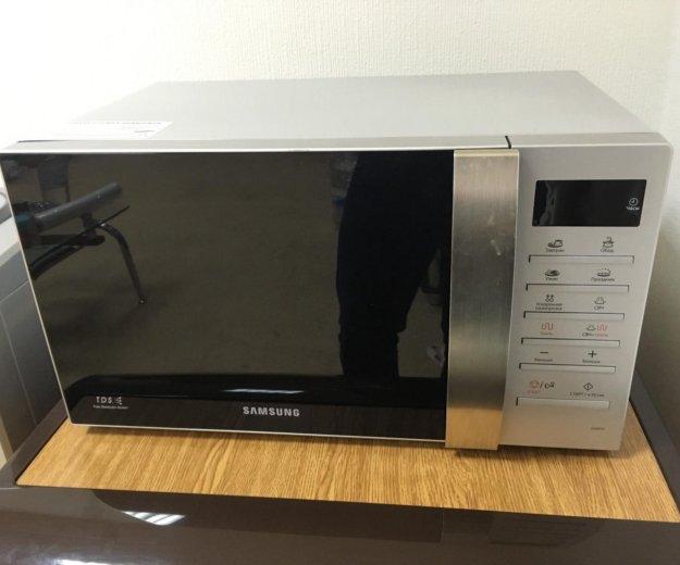 Микроволновая печь samsung. Фото 1. Липецк.