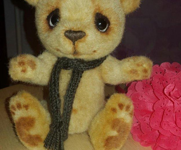 Авторская игрушка, мишка тедди. Фото 1. Янино-1.