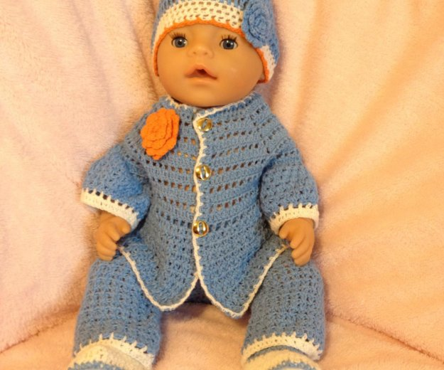 Одежда для baby born. Фото 1. Москва.