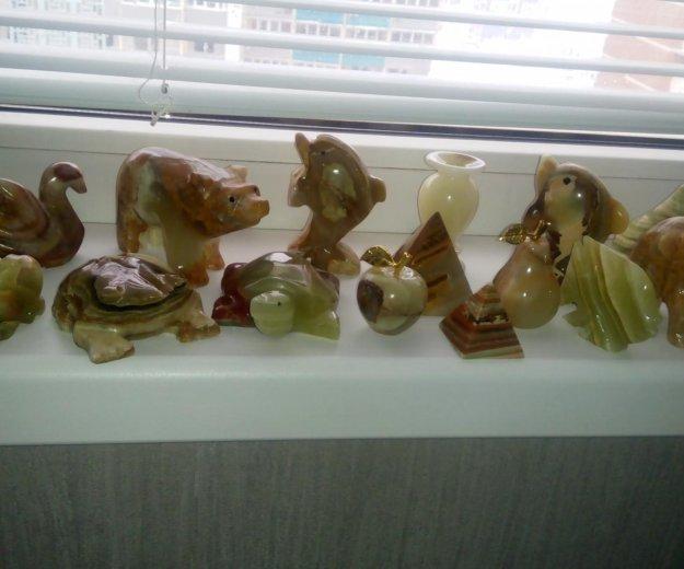 Коллекция фигур из оникса. Фото 3. Краснодар.