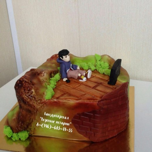 Торт на заказ. Фото 2. Одинцово.