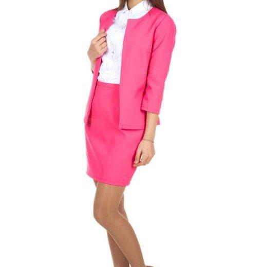 Комплект юбка+жакет цвет малина (новый). Фото 1. Хабаровск.