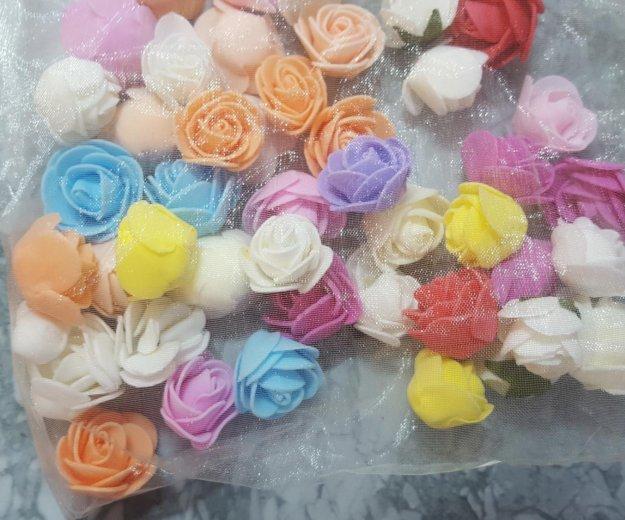 Цветы из фоамина. Фото 1. Санкт-Петербург.