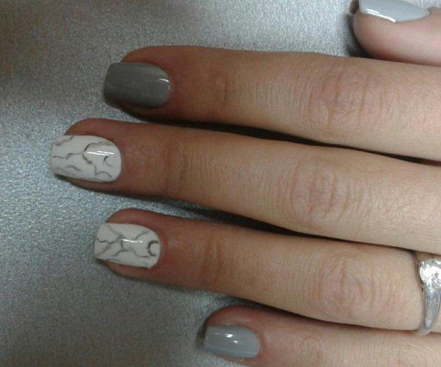 Наращивание ногтей. Фото 2. Краснодар.