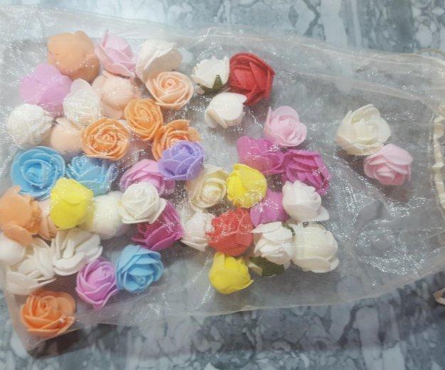 Цветы из фоамина. Фото 2. Санкт-Петербург.