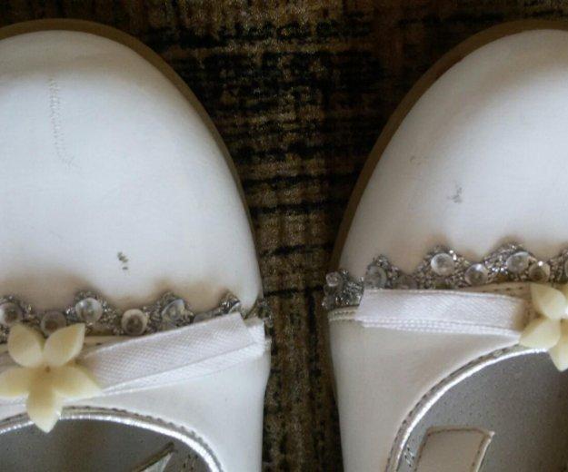 Туфли на девочку. Фото 3. Москва.