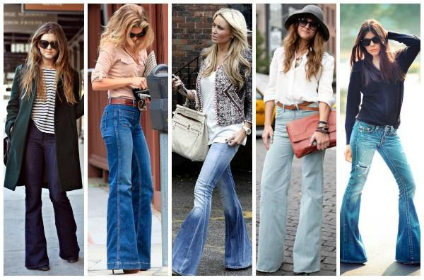 Продаю стильные джинсы клеш. Фото 1. Ставрополь.