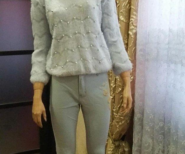 Продаю стильные джинсы клеш. Фото 2. Ставрополь.