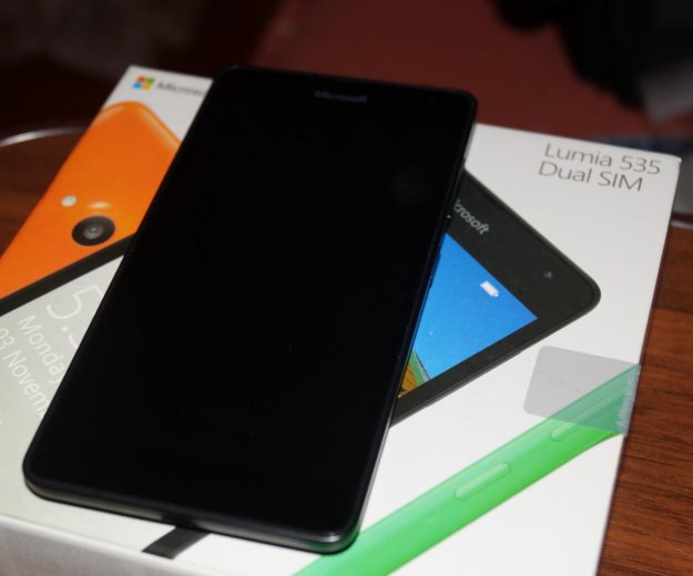 Microsoft lumia 535. Фото 1. Екатеринбург.