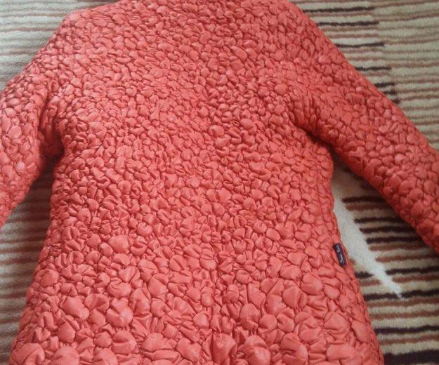 Куртка на синтепоне весна-осень. Фото 3. Совхозный.