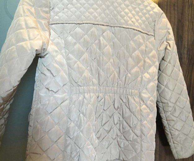 Куртка осень-весна zara. Фото 2. Москва.
