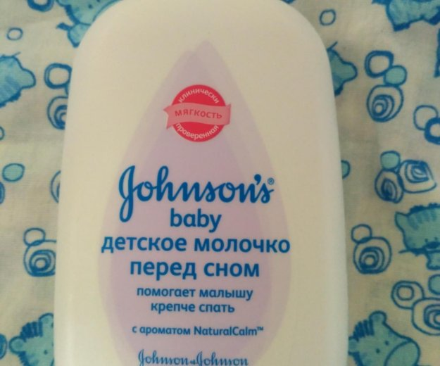 Детское молочко. Фото 1. Москва.