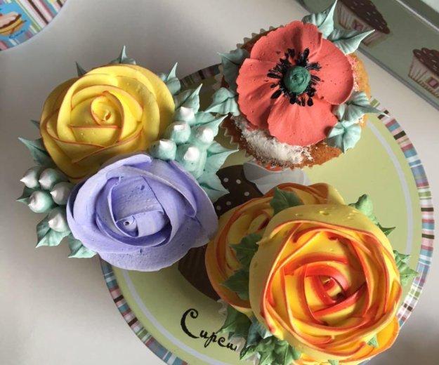 Тортики вкусняшки. Фото 3. Москва.
