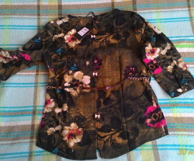 Модная блуза -новая с биркой(48-50). Фото 3. Москва.