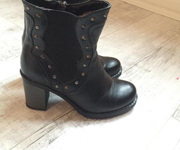 Ботинки новые. Фото 2. Сочи.