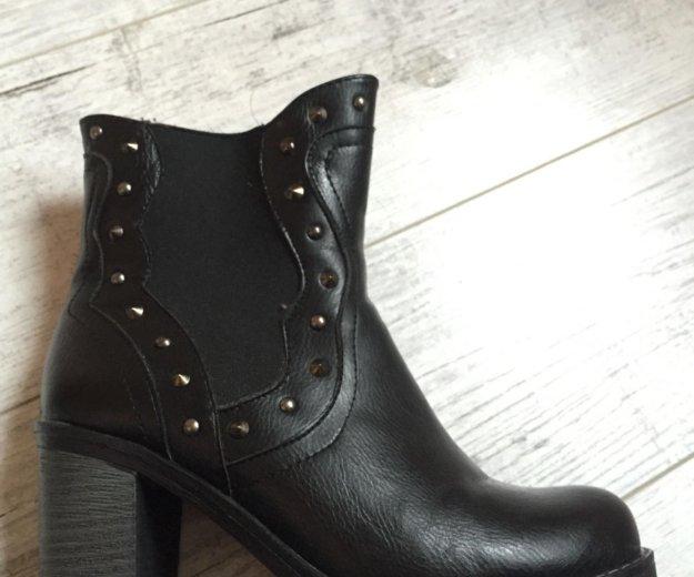 Ботинки новые. Фото 1. Сочи.