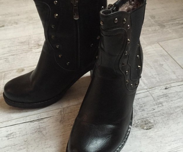 Ботинки новые. Фото 3. Сочи.