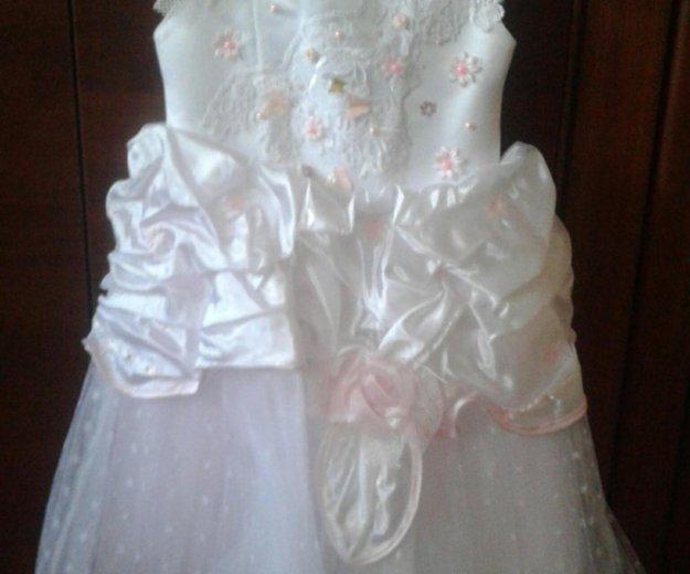 Платье на девочку.рост 110. Фото 1. Коломна.
