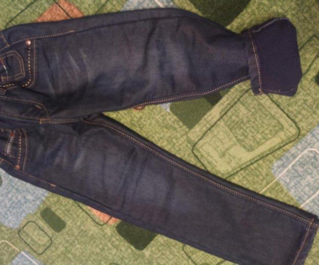Новые джинсы утепленные. Фото 1. Калининград.