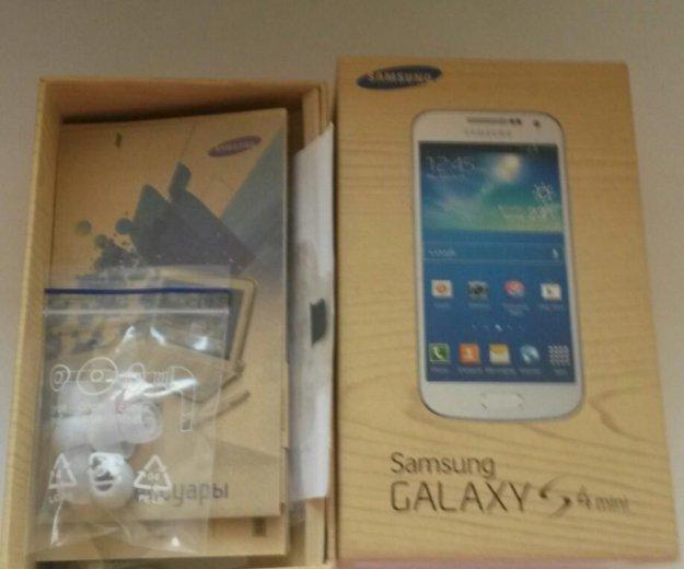 Samsung s4 mini 1 sim. Фото 2. Москва.