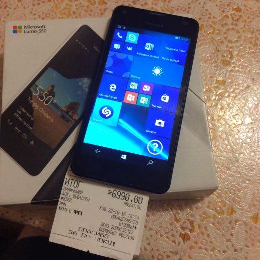 Lumia 550. Фото 1. Нижний Новгород.